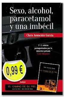 """""""Sexo, alcohol, paracetamol y una imbécil""""- Clara Asunción García"""