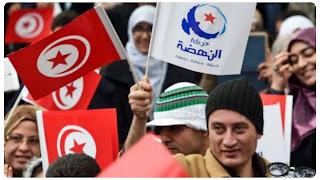 حركة النهضة تدعو أنصارها للمشاركة في المسيرة مليونية لدعم للقضية الفلسطينية وتجريم التطبيع