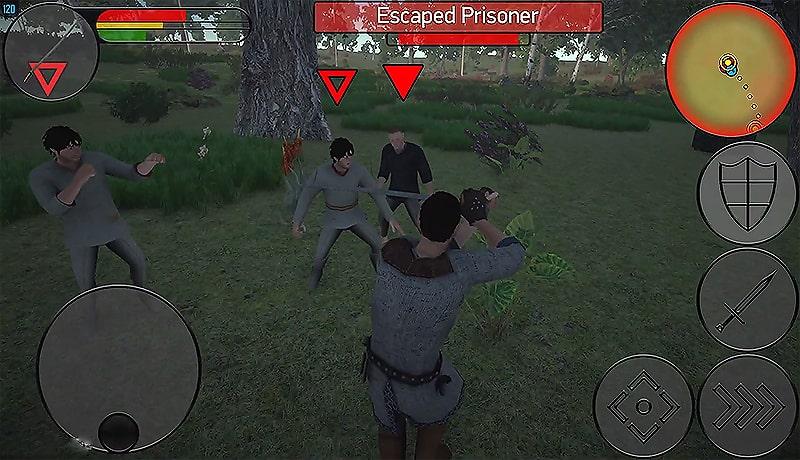 تحميل لعبة The Unrest Age apk + obb للاندرويد احدث اصدار برابط مباشر