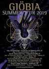 [News] Giöbia Summer tour 2019