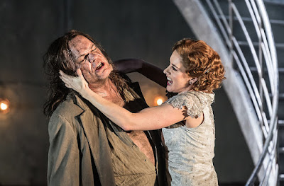 Richard Strauss: Salome - Michael Volle, Malin Byström - Royal Opera House, Covent Garden (Photo ROH/Clive Barda)