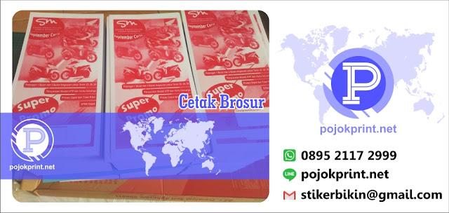 Cetak Brosur Bandung, jika anda memiliki kebutuhan pembuatan brosur di bandung, kami dapat menjadi penyedia jasa pembuatan brosur bagi anda, Kontak WA kami di : 089521172999