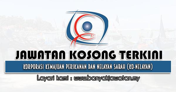Jawatan Kosong 2021 di Korporasi Kemajuan Perikanan Dan Nelayan Sabah (Ko-Nelayan)