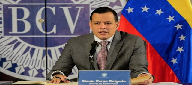 Ministro Simón Zerpa anunció que bancos podrán comprar y vender divisas a tasa única