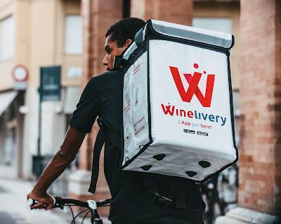 Winelivery app vino