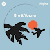 Lirik Lagu Brett Young - Not Over You - Recorded at Sound Stage Studios Nashville
