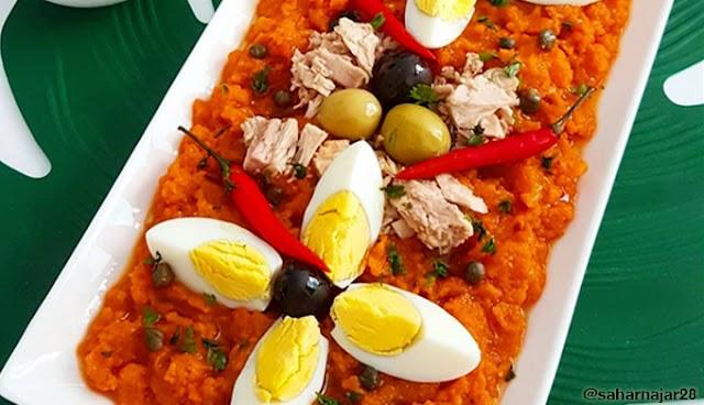 امك حورية - المطبخ التونسي