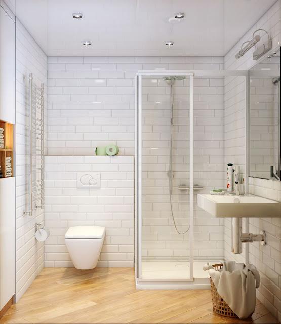3d Bathroom Tiles Design