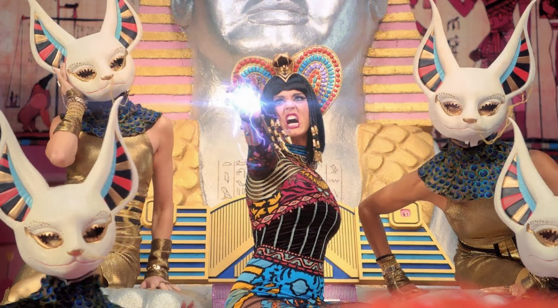 Katy Perry Dark Horse Wallpapers