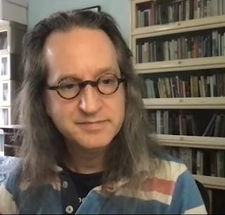 Jason Little discusses The Vagina, his NSWF webcomic
