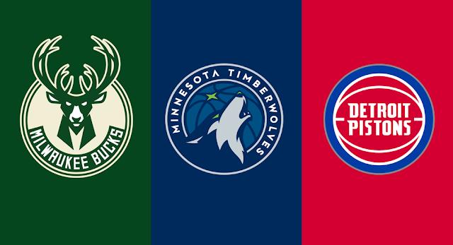 Nouveau logo Pistons Bucks Wolves   PistonsFR, actualité des Detroit Pistons en France