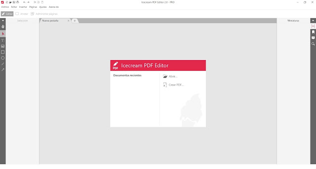 Icecream PDF Editor PRO 2.0 Full