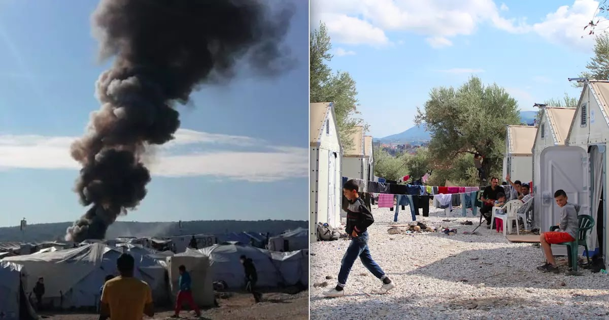 Pregnant Afghan Woman Sets Herself On Fire In Greek Migrant Camp After Her Move To Germany Was Halted