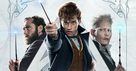 Animales fantásticos. Los crímenes de Grindelwald, de J.K. Rowling y David Yates - Cine de Escritor