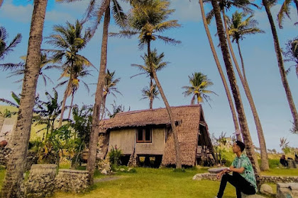 Lokasi dan Tiket Masuk Pondok Bambu Rangdo Parangtritis Bantul