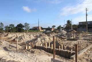 Em construção , Creche Escola no balneário  Porto Velho terá capacidade para 130 crianças
