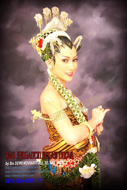 Rias Pengantin Jogja Paes Ageng - Sanggar Make Up Rias Pengantin Bekasi dNova Bekasi Utara #01