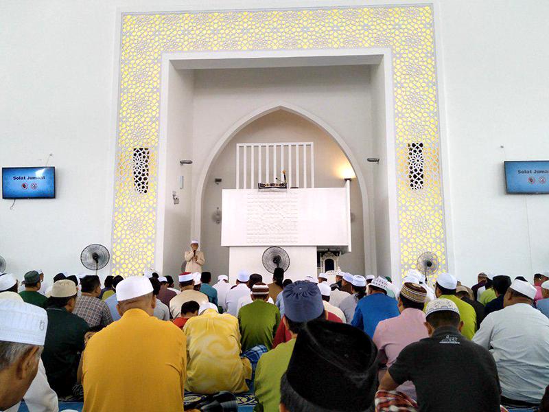 Khutbah Jumaat Johor 12 Julai 2019 9 Zulkaedah 1440