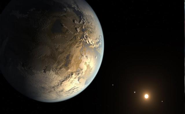Planetas, lunas, estrellas