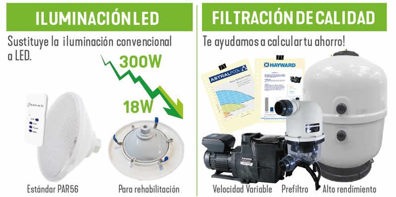 Cómo ahorrar energía en la piscina - Contacta con Espool Piscinas, Guadalajara