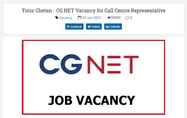 CG-Net-Vacancy-For-Call-Center-Representative