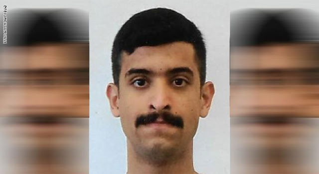 عاجل: FBI يكشف صورة السعودي محمد الشمراني مطلق النار بقاعدة بينساكولا.. وهذا ما قاله
