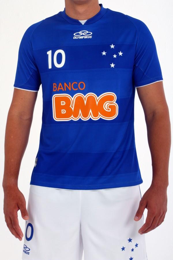 Camisaria Futebol Clube  Camisa do Cruzeiro 2012 b8a2b7784783d