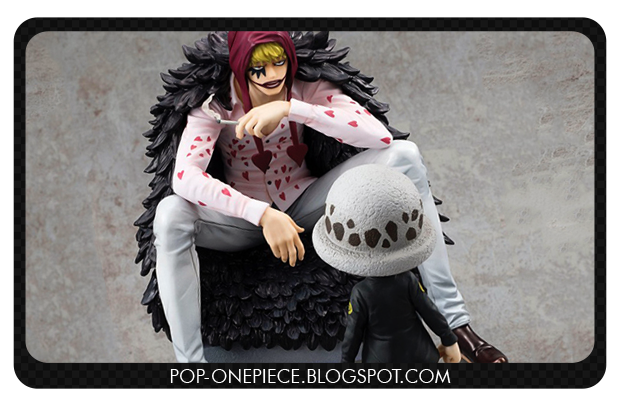 Corazon & Law - P.O.P Limited Edition