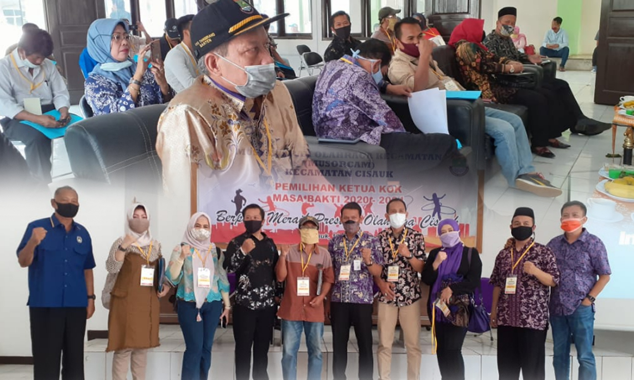 Kecamatan Cisauk Gelar Musorcam Musyawarah Olah Raga Kecamatan Jurnal Media Indonesia