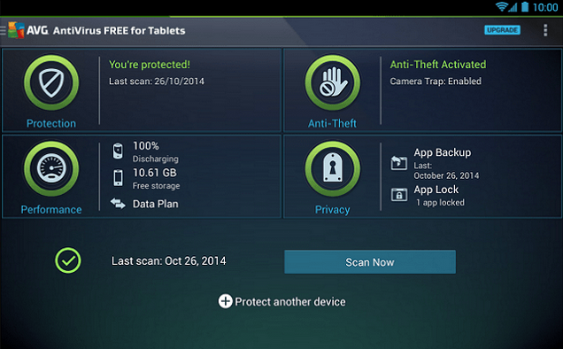 Antivirus Free Security Scan Free Download For Android