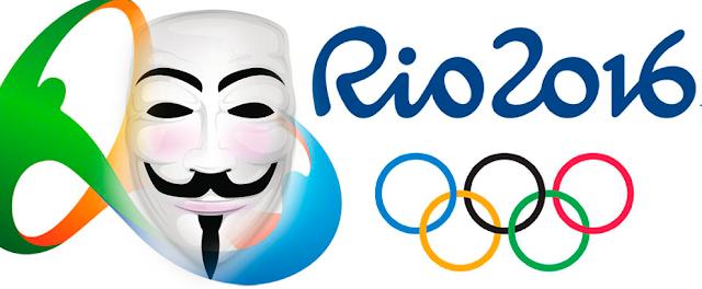 Cibercriminales se preparan para los Juegos Olímpicos de Rio 2016.