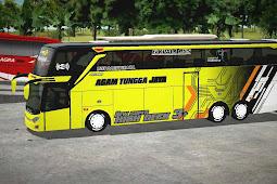 Bus 3 New ATJ Kuning by Prabushare