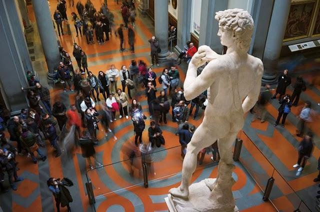 Mengapa Penis di Patung Yunani Kuno Ukurannya Kecil?