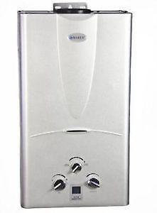 water heater gas modena