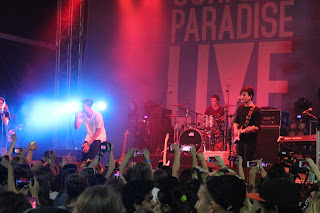 In Stereo Boy Band Live Surfers Paradise