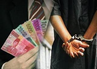 sebutkan bentuk dan definisi korupsi yang sistematis