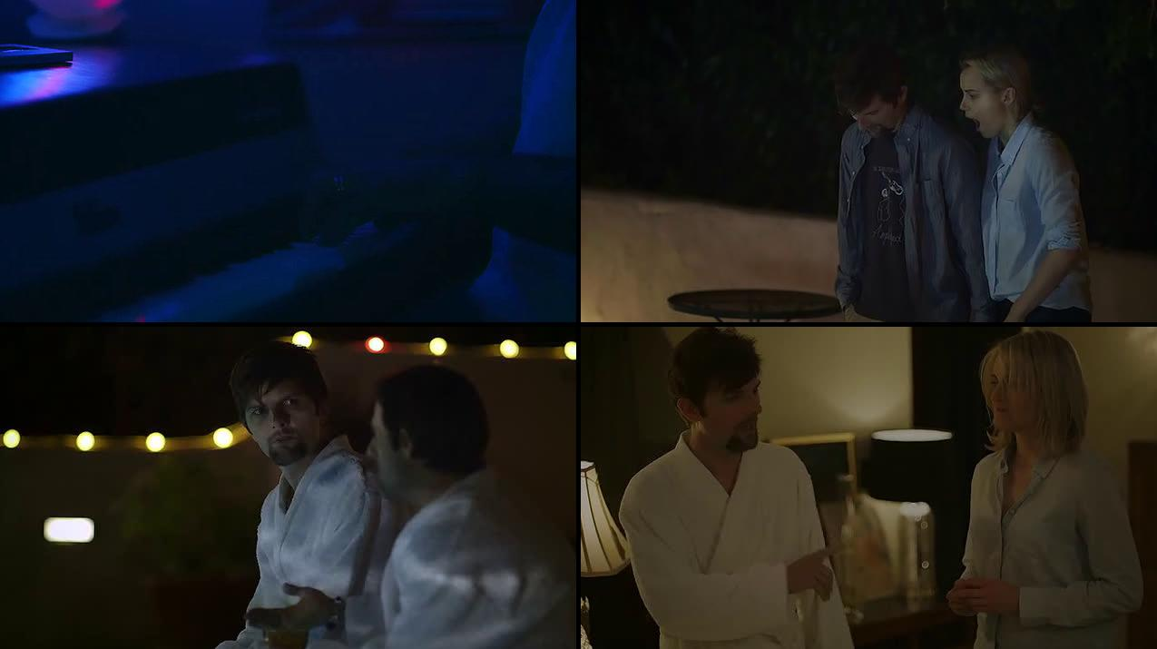 The Overnight (2015) 720p WEBRip XViD 700mb