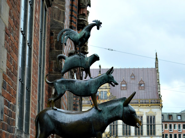 Places: Germany - A Weekend in Bremen