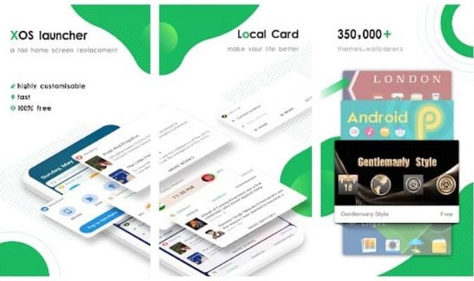 Launcher Android dengan Tampilan ala iOS - XOS Launcher