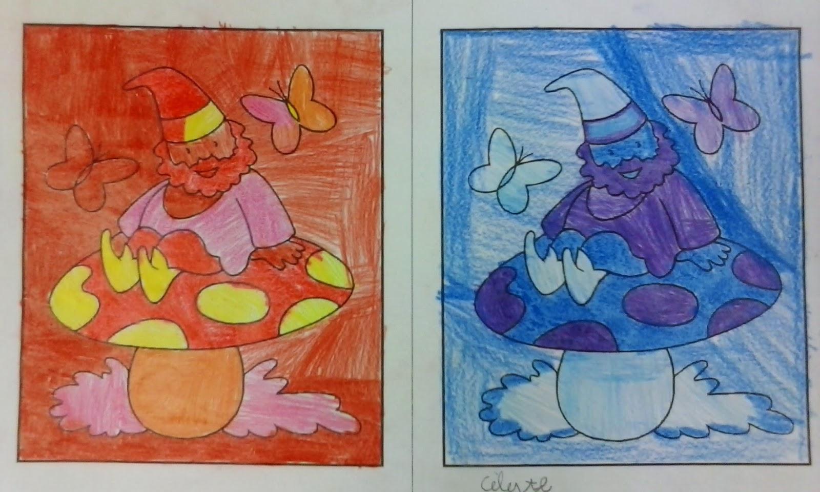 Nuevo Imagenes De Dibujos Con Colores Calidos