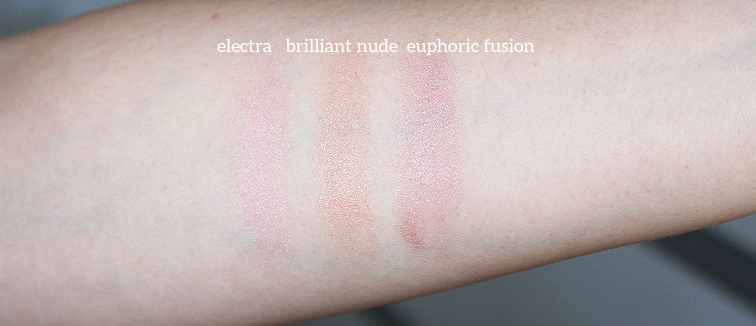 Hourglass Ambient Strobe Lighting Blush Palette swatch