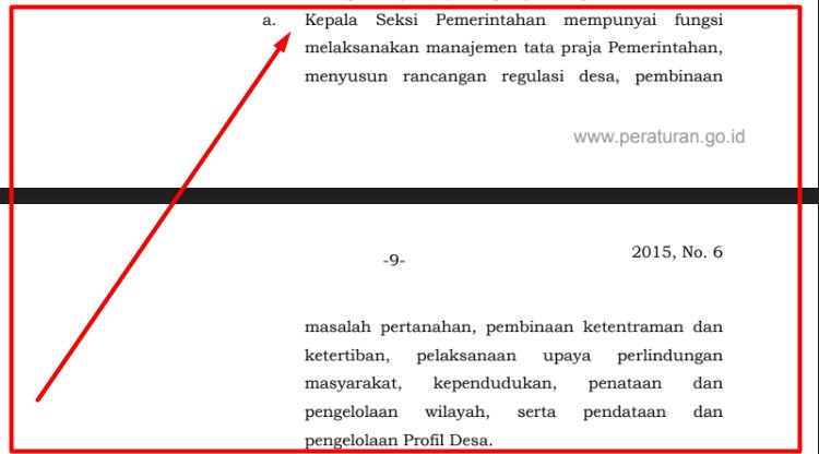 Fungsi Beserta Format Buku Kasi Pemerintahan Desa Fungsi Beserta Format Buku Kasi Pemerintahan Desa
