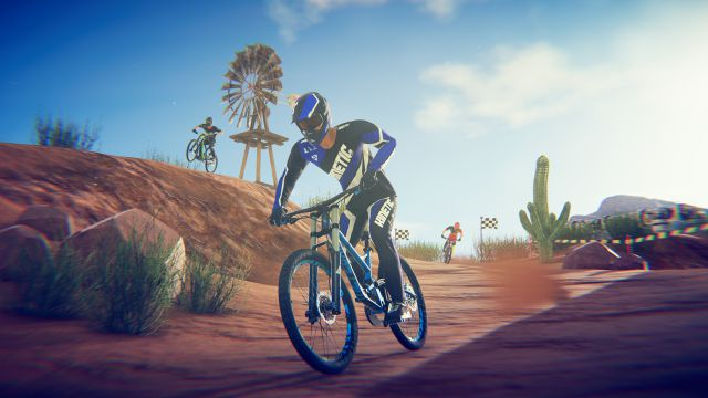Descenders, on Xbox and PC