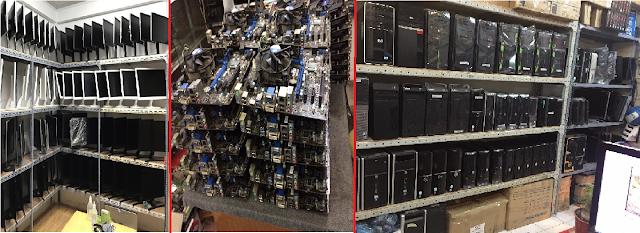 Mua máy tính cũ giá cao nhất Hà Nội