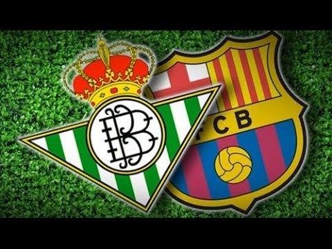 موعد مباراة برشلونة وريال بيتيس اليوم 25-08-2019 ضمن بطولة الدوري الاسباني