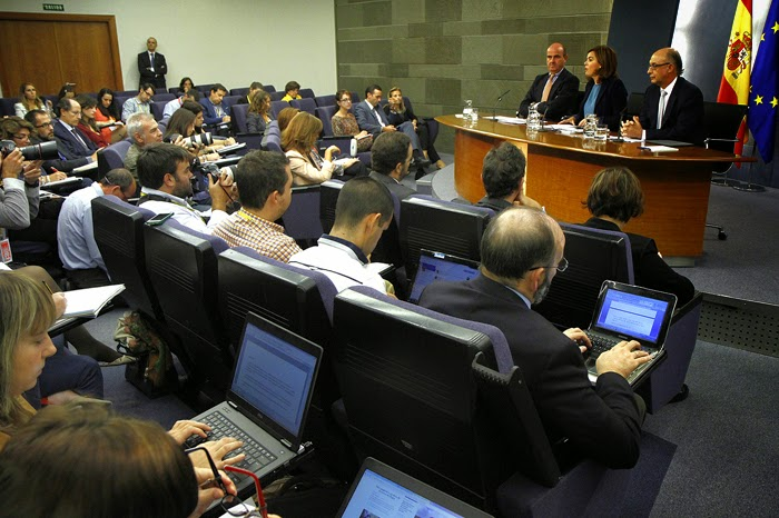 73. PRESUPUESTOS GENERALES DEL ESTADO 2015 #PGE2015