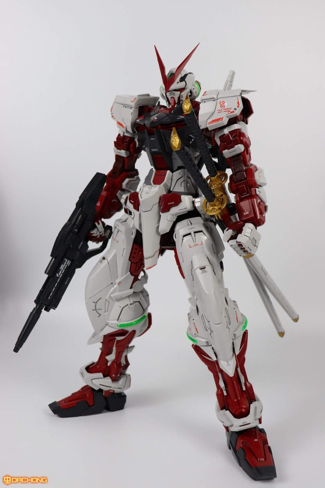 New Type 1 60 Astray Red Frame By Nillson Work Review
