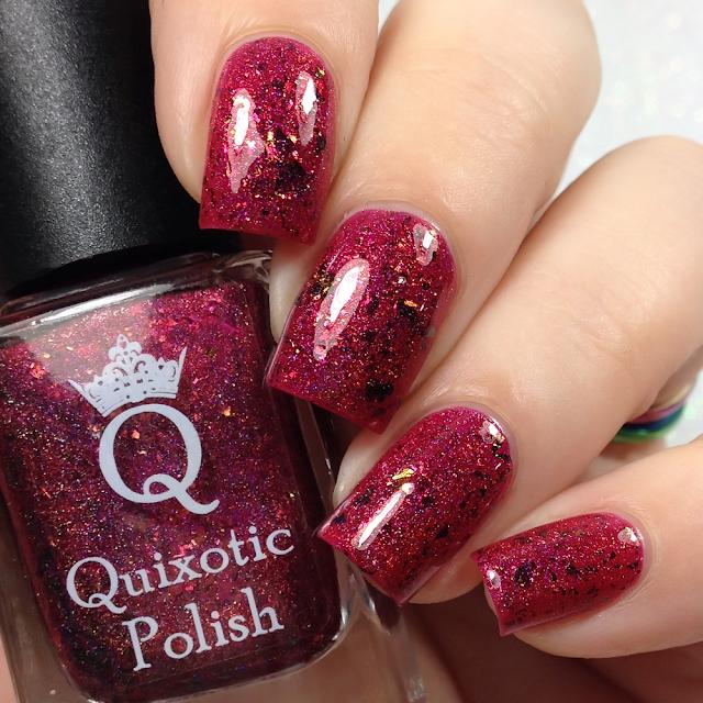 Quixotic Polish-Extraordinary Jellybeans