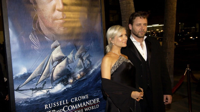 'Kids These Days': Russell Crowe Knocks Critics Of 2003's 'Master And Commander'