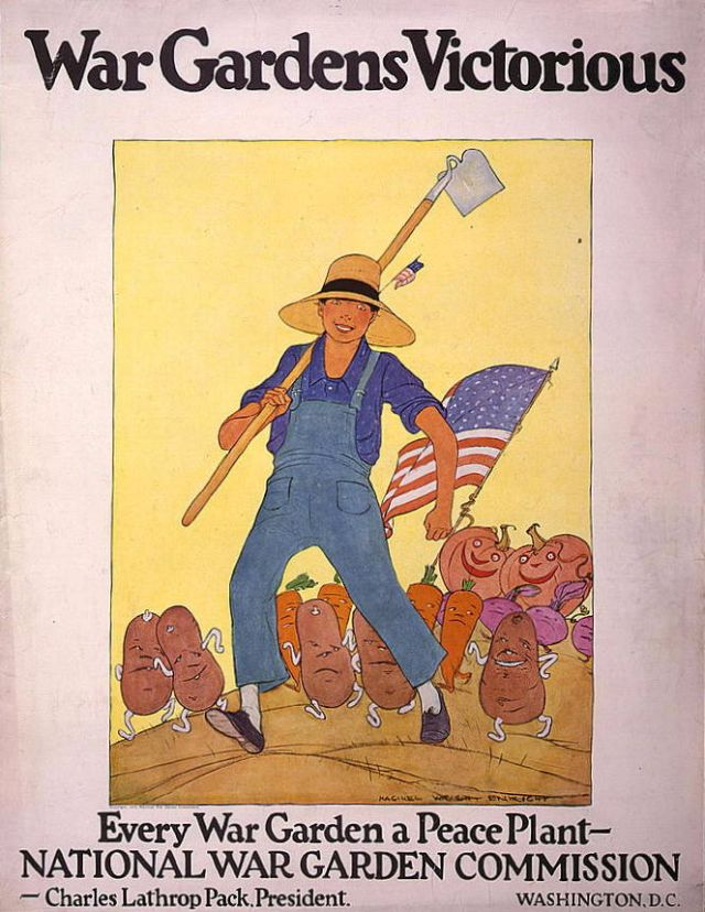 Propaganda Art For Wwi And Wwii 18 Fantastic Victory